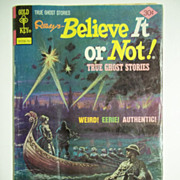 Gold Key Comics Ripley's Believe It or Not No. 71, July 1977