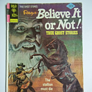 Gold Key Comics Ripley's Believe It or Not No. 65, Oct. 1976