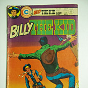 Charlton Comics Billy the Kid No. 150 Vol. 14, Oct. 1982