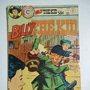 Charlton Comics Billy the Kid No. 142, Vol. 13, June 1981