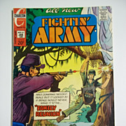 Charlton Comics Fightin' Army No. 107, Vol. 5, Jan. 1973