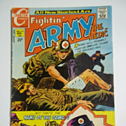Charlton Comics Fightin' Army No. 100, Nov. 1971