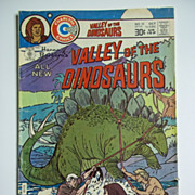 Charlton Comics Valley of the Dinosaurs No. 10, Vol. 2, Oct. 1976