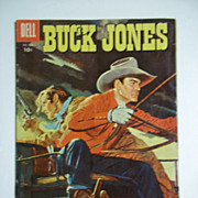 Dell Comics Buck Jones No. 652, 1955