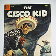 Dell Comics The Cisco Kid No. 27, May-June 1955