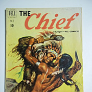 Dell Comics The Chief No. 2, 1951