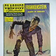 SOLD Classics Illustrated No. 26: Frankenstein HRN 146