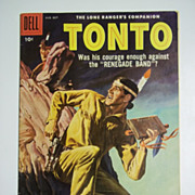 Dell Comics Tonto No. 32, 1958