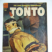 Dell Comics Tonto No. 15, 1954