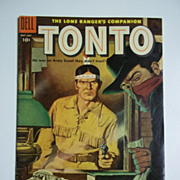 Dell Comics Tonto No. 19, 1955