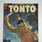 Dell Comics Tonto No. 17, 1955
