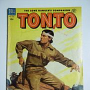 Dell Comics Tonto No. 14, 1954