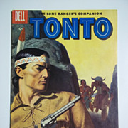 Dell Comics Tonto No. 25, 1957