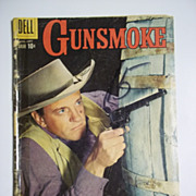 Dell Comics Gunsmoke No. 16 1959