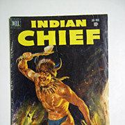 Dell Comics Indian Chief No. 5 1952