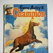 Dell Comics Gene Autry's Champion No. 319 1951