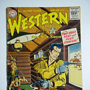 DC Comics Western Comics Starring Pow-Wow Smith No. 56 1956