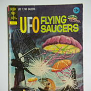 Gold Key Comics UFO Flying Saucers No. 3 1972