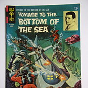 Gold Key Comics Voyage to the Bottom of the Sea No. 5 1966