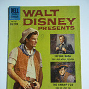Dell Comics Walt Disney Presents No. 6 1961