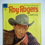 Dell Comics Roy Rogers No. 62, 1953