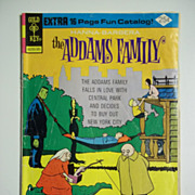 SOLD Gold Key Comics The Addams Family No. 2 1975