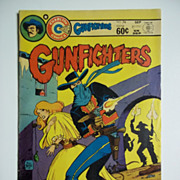 Charlton Comics Gunfighters No. 74, Vol. 8, Sept. 1982