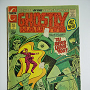 Charlton Comics Ghostly Haunts Vol. 4, No. 25, June 1972