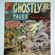Charlton Comics Ghostly Tales Vol. 4, No. 59, Jan. 1967