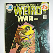 DC Comics Weird War Tales Vol. 4 No. 30 Oct. 1974