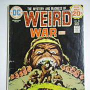 DC Comics Weird War Tales Vol. 4 , No. 28, Aug. 1974