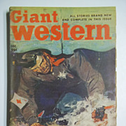 Giant Western No. 3, Vol. 2, Dec. 1948 Western Pulp Magazine