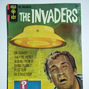 SOLD Gold Key Comics The Invaders No. 1, 1967