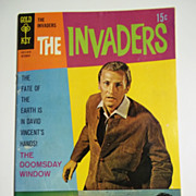 SOLD Gold Key Comics The Invaders No. 4, 1968
