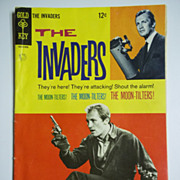 Gold Key Comics The Invaders No. 3, 1968