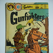 Charlton Comics Gunfighters No. 72, Vol. 8, April 1982