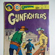 Charlton Comics Gunfighters No. 77, Vol. 9, Feb. 1983