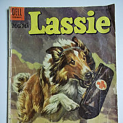 Dell Comics Lassie No. 21, March-April 1955