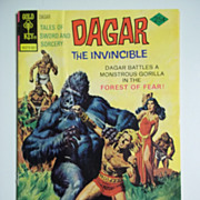 Gold Key Comics Dagar the Invincible No. 12, July 1975