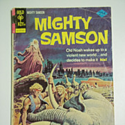 Gold Key Comics Mighty Samson No. 27, March 1975
