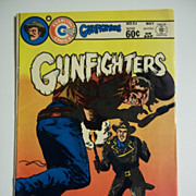 Charlton Comics Gunfighters No. 84, Vol. 10, May 1984