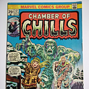 Marvel Comics Chamber of Chills Vol.1 No.12, Sept. 1974