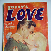 Today's Love No. 3, Vol. 21, Oct. 1957 Romance
