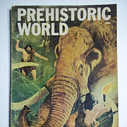 First Edition Classics Illustrated Special Issue No. 167A, July 1962: Prehistoric World
