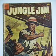 Dell Comics Jungle Jim No. 565, 1954