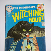 DC Comics The Witching Hour No. 44, Vol. 6, July 1974