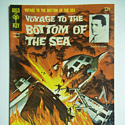 Gold Key Comics Voyage to the Bottom of the Sea No. 11, Feb. 1968