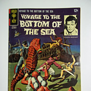Gold Key Comics Voyage to the Bottom of the Sea No. 10, Nov. 1967
