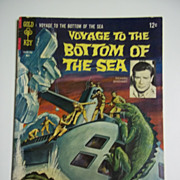 Gold Key Comics Voyage to the Bottom of the Sea No. 8, May 1967
