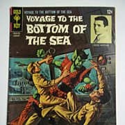 Gold Key Comics Voyage to the Bottom of the Sea No. 7, Feb. 1967